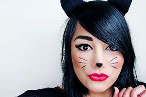 Cmo hacer un maquillaje de gato