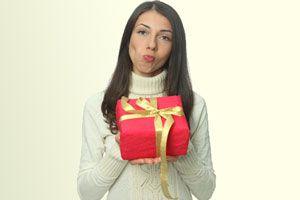 Lo que no debes regalar a una mujer