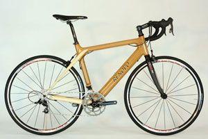 Ilustración de Ventajas de las bicicletas de madera