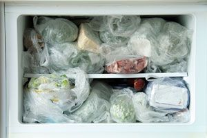 Cómo ordenar el freezer