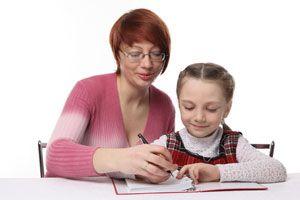 Ilustración de Cómo hacer que el niño haga la tarea