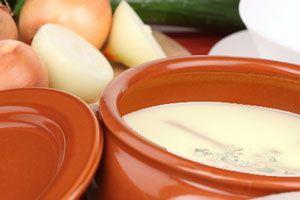 Cómo hacer salsa espesa de cebollas