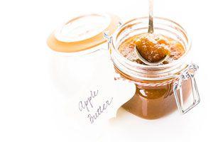 Cómo hacer mantequilla de manzanas