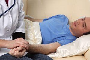 Temas para dialogar con un enfermo. El trato con el enfermo. Mantener el ánimo del enfermo en alto.