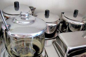 Cómo limpiar el aluminio