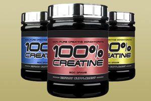 Efectos y beneficios de la creatina