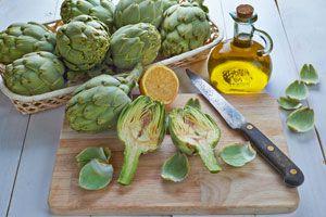 C mo cocinar alcachofas for Cocinar alcachofas