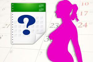 Cálculo de la fecha de parto por semanas. Método de Naegele para saber cuándo nacerá tu bebé.