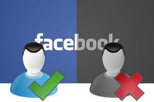 Ilustración de Cómo hacer que sólo mis Amigos vean mi Perfil en Facebook