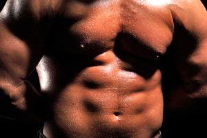 Ilustración de Cómo tener abdominales marcados