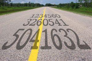 Cómo obtener tu número de destino