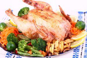 C mo cocinar pollo al horno - Cocinar verduras al horno ...