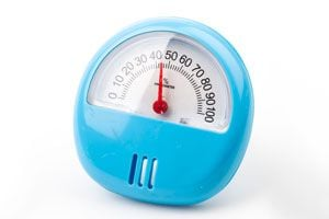 Ilustración de Cómo medir la humedad