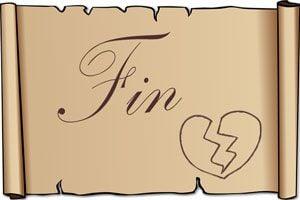 Frases para terminar una relación