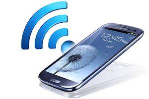 Cómo Compartir Internet en un Samsung Galaxy S3