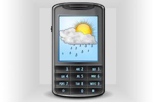 Cómo tener el clima en tu móvil