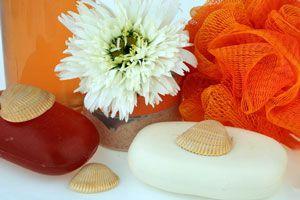 Jabones artesanales para hidratar la piel