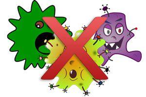 Ilustración de Cómo prevenir la contaminación biológica