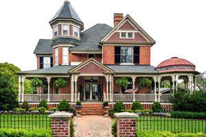 Analizar la casa antigua antes de decorar. Colores para decorar una casa antigua.