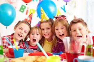 Cómo organizar una fiesta infantil