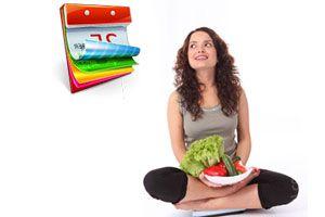 Dieta para perder peso en una semana