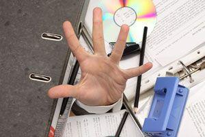Cómo organizar el trabajo y ser más eficientes