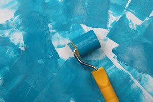 Tecnicas originales para pintar paredes. Cómo crear diseños originales al pintar paredes. 3 métodos para pintar la casa