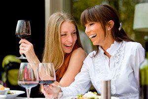Encontrar el equilibrio entre amigos y familia