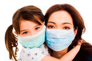 Ilustración de Las enfermedades infantiles ¡que los adultos también pueden tener!