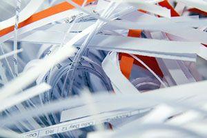 Ideas para aprovechar los recortes de papeles