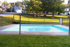 Ilustración de Medidas de seguridad en las piscinas
