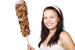 Cómo limpiar la casa para evitar alergias