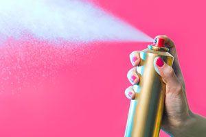 Cómo pintar con aerosol