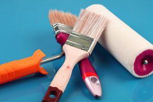 Ilustración de Cuidado y mantenimiento de rodillos y pinceles