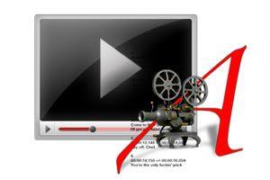 Cómo insertar los subtítulos en una película