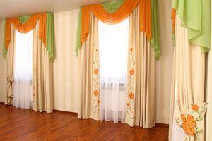 Cómo hacer cortinas decoradas con papel tissue
