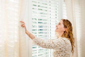 Cómo lavar las cortinas