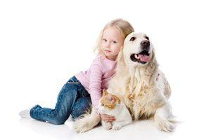 Las mascotas más adecuadas para niños