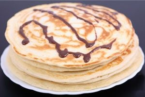 hacer crepes dulces