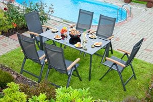 Cómo elegir muebles de exterior: Materiales