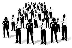 Cómo conocer las jerarquías al organizar un evento