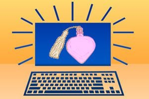Ilustración de Cómo comprar perfumes online