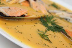 Cómo hacer sopa Bullabesa