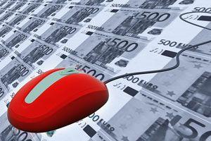 Cómo cobrar el dinero generado en Internet