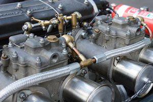 Ilustración de Cómo Funciona el Carburador
