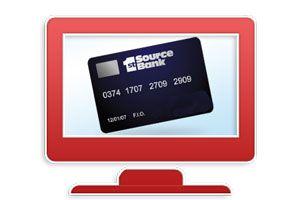Ilustración de Cómo obtener una tarjeta de crédito virtual