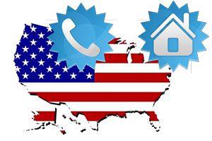 Cómo obtener un domicilio y teléfono en USA