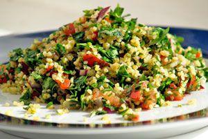 Cómo hacer Ensalada Tabule