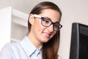 Ilustración de Cómo limpiar las gafas graduadas