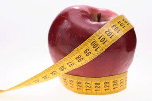 Ilustración de Cómo hacer la dieta de la manzana
